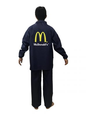 Áo Mưa Macdonald 02