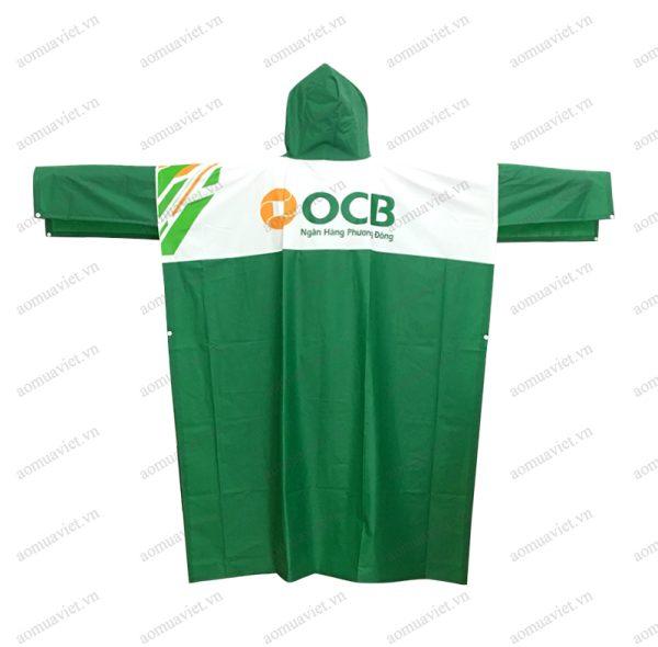 Áo mưa cánh dơi OCB 02