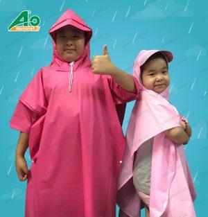 Áo mưa trẻ em 02